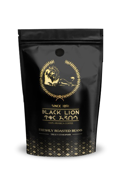 Black Lion Premium Coffee Image